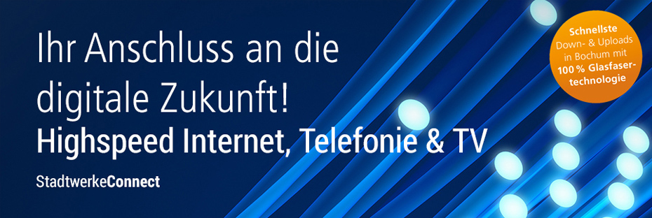 StadtwerkeConnect - Highspeed Internet, Telefonie & TV